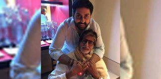 Abhishek on dad Amitabh Bachchan: He is good company to have