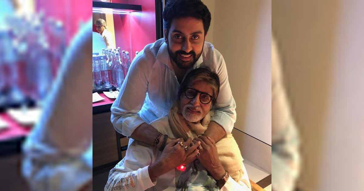 """Abhishek Bachchan On Beating COVID With Amitabh Bachchan: """"He Is Good Company To Have"""""""