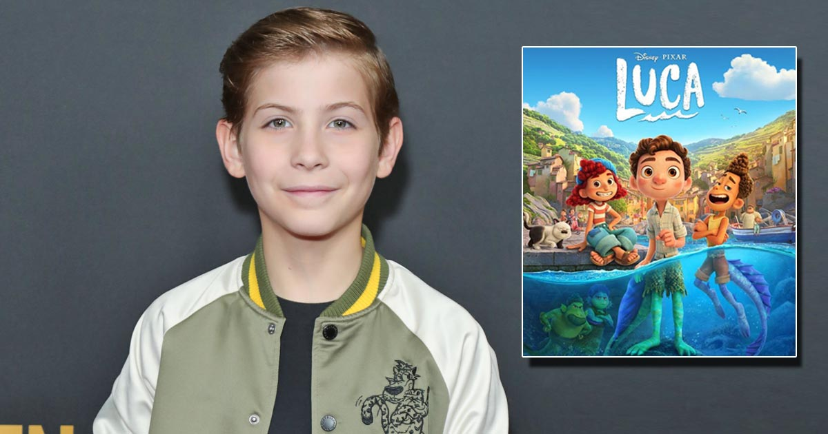 Actor Jacob Tremblay reveals how he relates to his character Luca Paguro; Luca releases this 18th June only on Disney+ Hotstar Premium