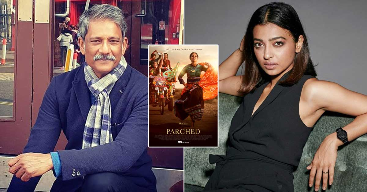 Radhika Apte & Adil Hussain Had Just One Question For Each Other Before Shooting Parched's N*de Scene