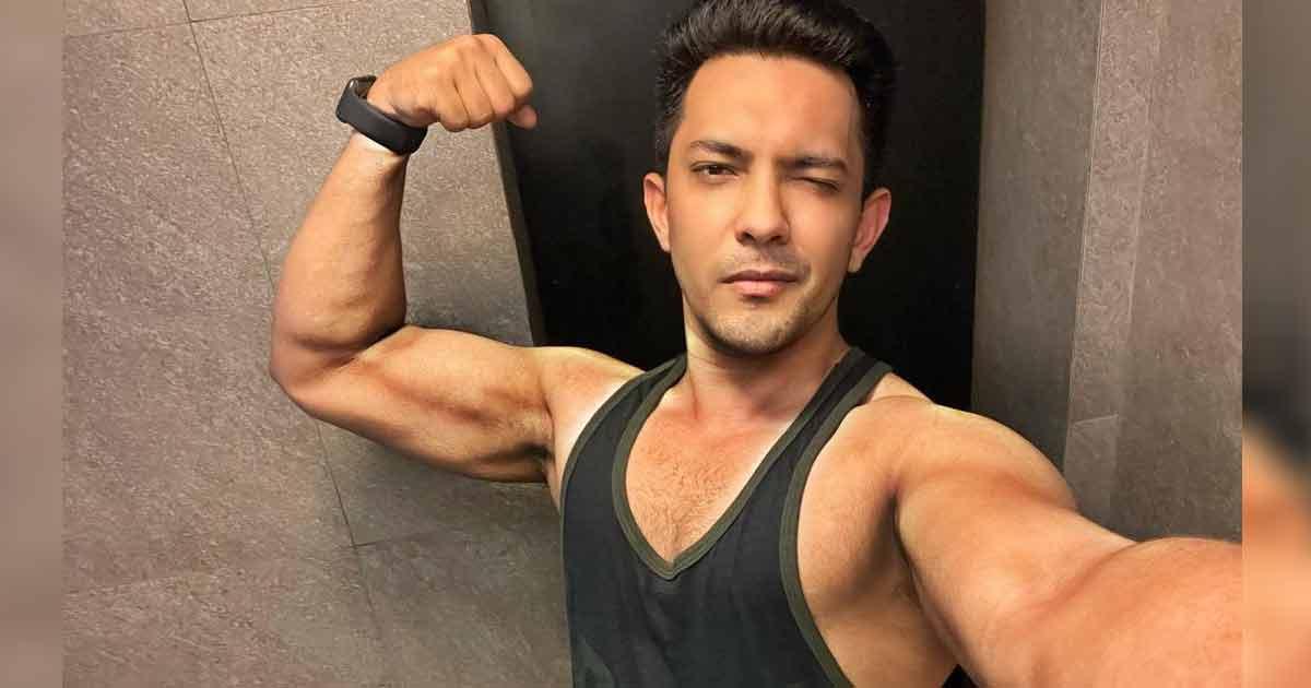 Aditya Narayan shares Saturday weight training regime