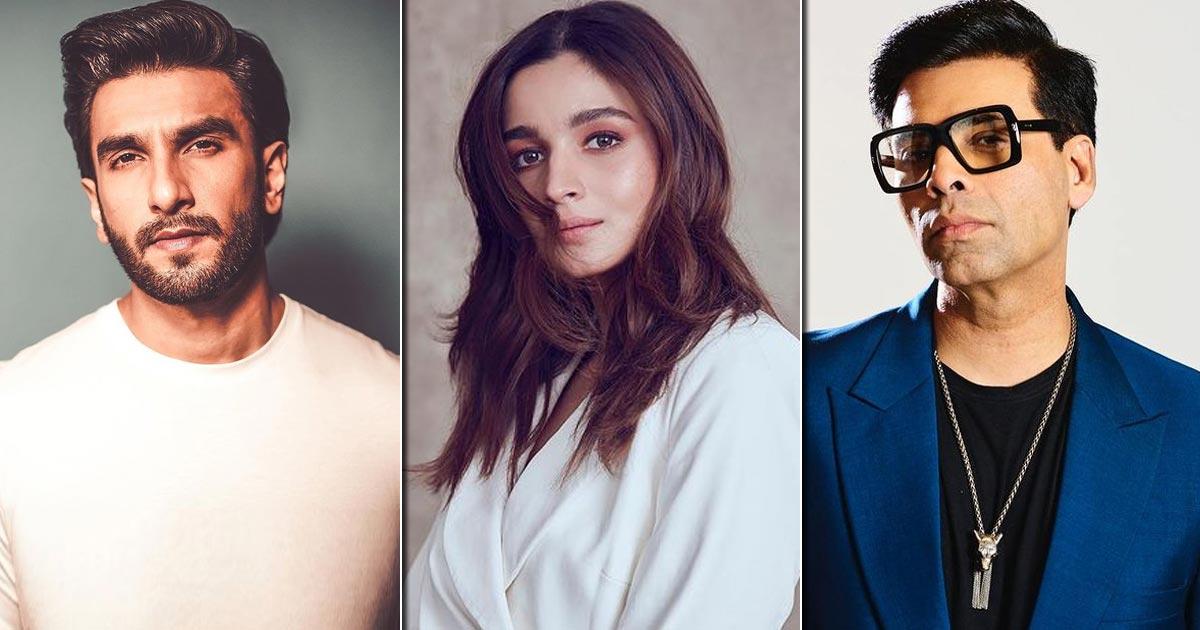 After Gully Boy, Ranveer Singh & Alia Bhatt To Team Up Again For Karan Johar's Rom-Com?
