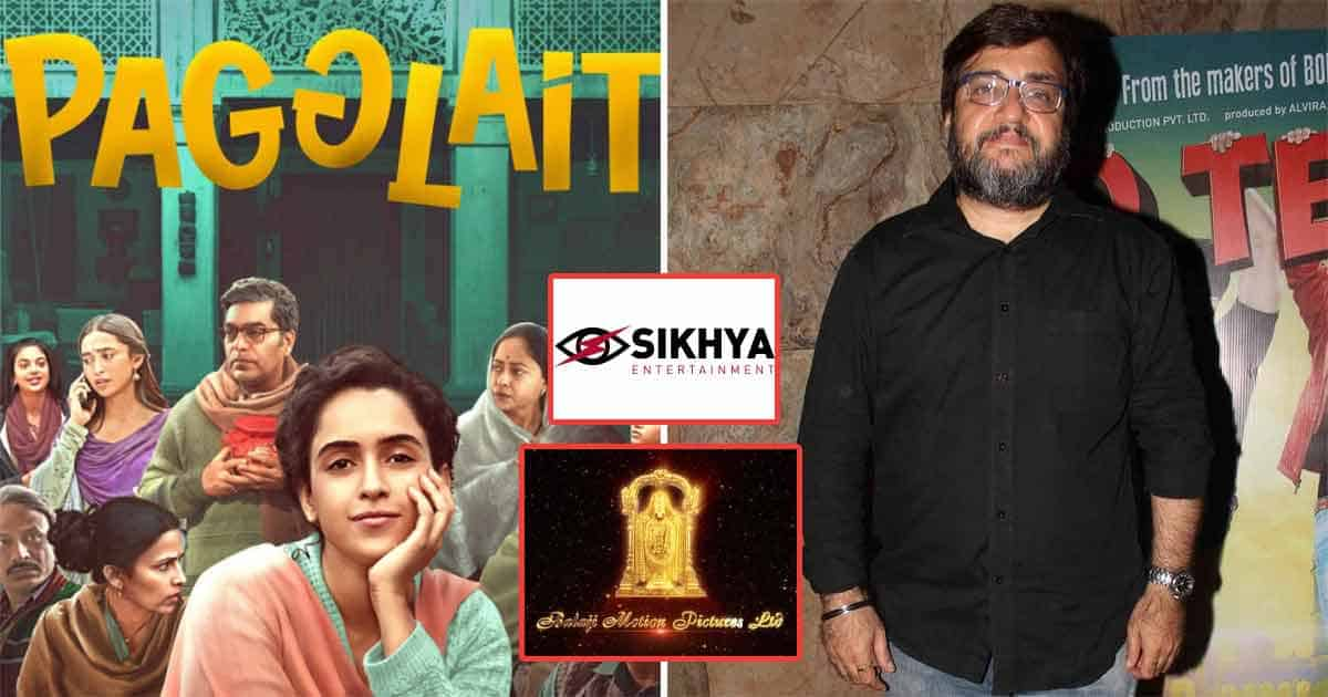 After the success of Pagglait, Balaji Telefilms, Sikhya Entertainment and director Umesh Bist reunite for a three-film association