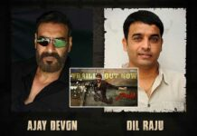 Ajay Devgn & Dil Raju Collaborate For A Hindi Remake Of Naandhi