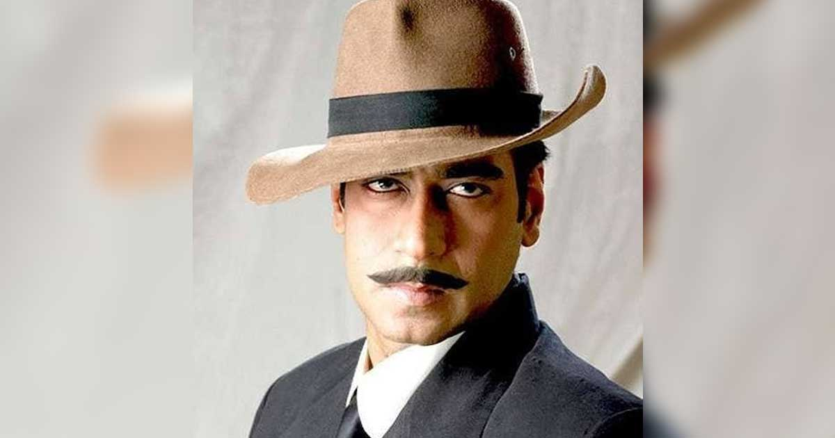 Ajay Devgn Celebrates 19 Years Of The Legend Of Bhagat Singh