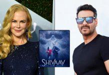 Ajay Devgn Was Going To Romance Nicole Kidman In Shivaay