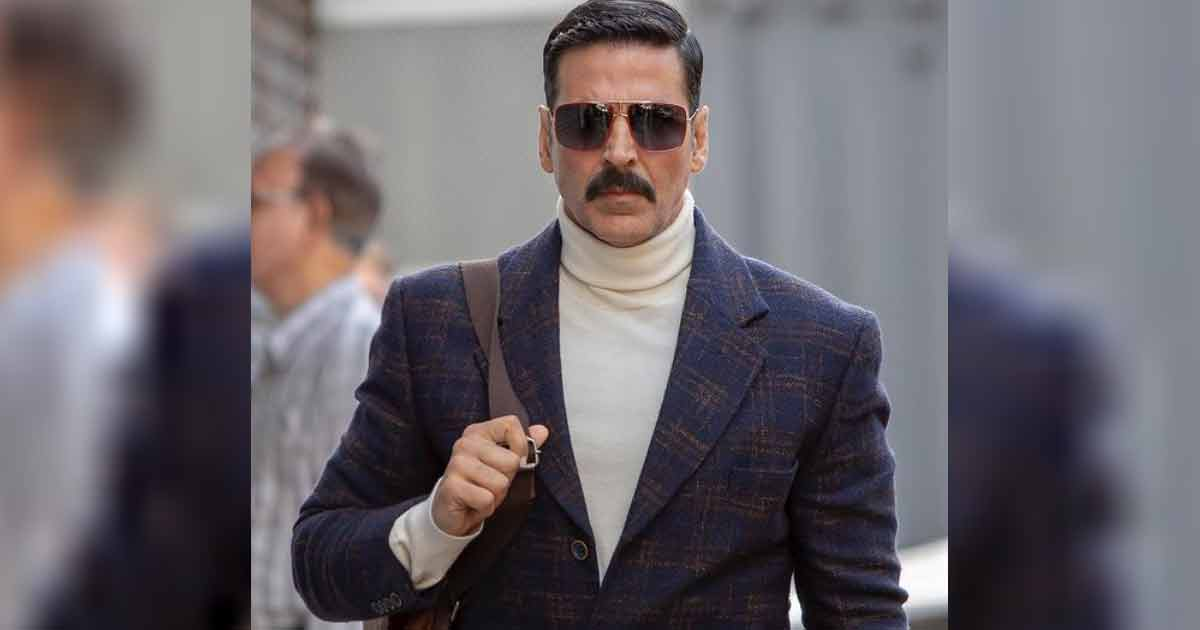 Akshay Kumar Busts Fake Reports On Charging Less For BellBottom, Deets Inside