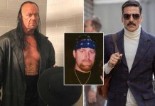 Akshay Kumar shares wrestler Brian Lee played The Undertaker in his film