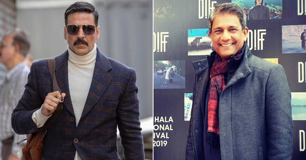 Akshay Kumar Stole Adil Hussain's Watch While Shaking His Hand At Bell Bottom's Shoot & Here's What Happened Next!