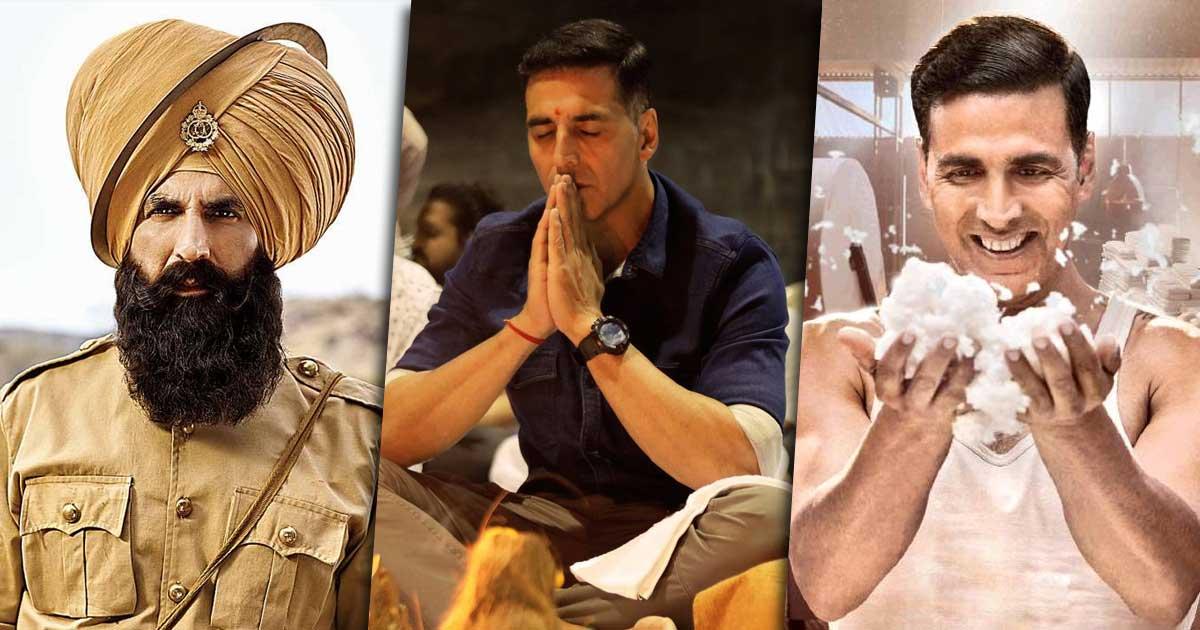 Akshay Kumar - The 'Biopic Khiladi' Of Bollywood! Kesari, PadMan To Prithviraj
