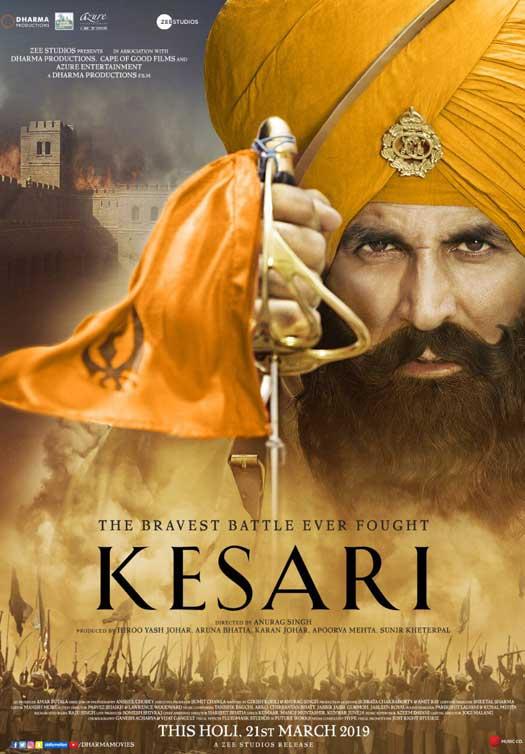 Akshay Kumar's Kesari