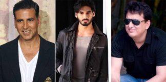 Akshay Kumar To Star Alongside Ahan Shetty In Sajid Nadiadwala's Next,