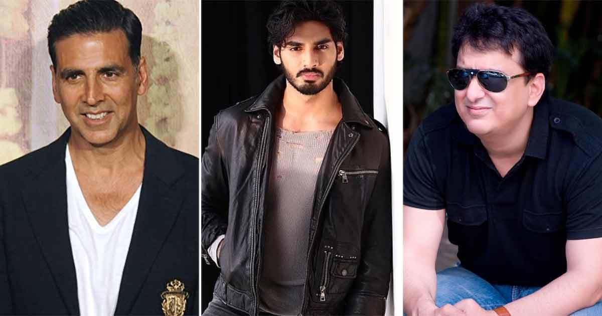 Akshay Kumar & Suniel Shetty's Son Ahan Shetty To Come Together For Sajid Nadiadwala's Next