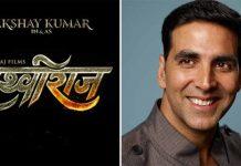 Akshay Kumar's Prithviraj In Big Trouble! Sanatan Sena Files A Criminal Complaint Against The Makers