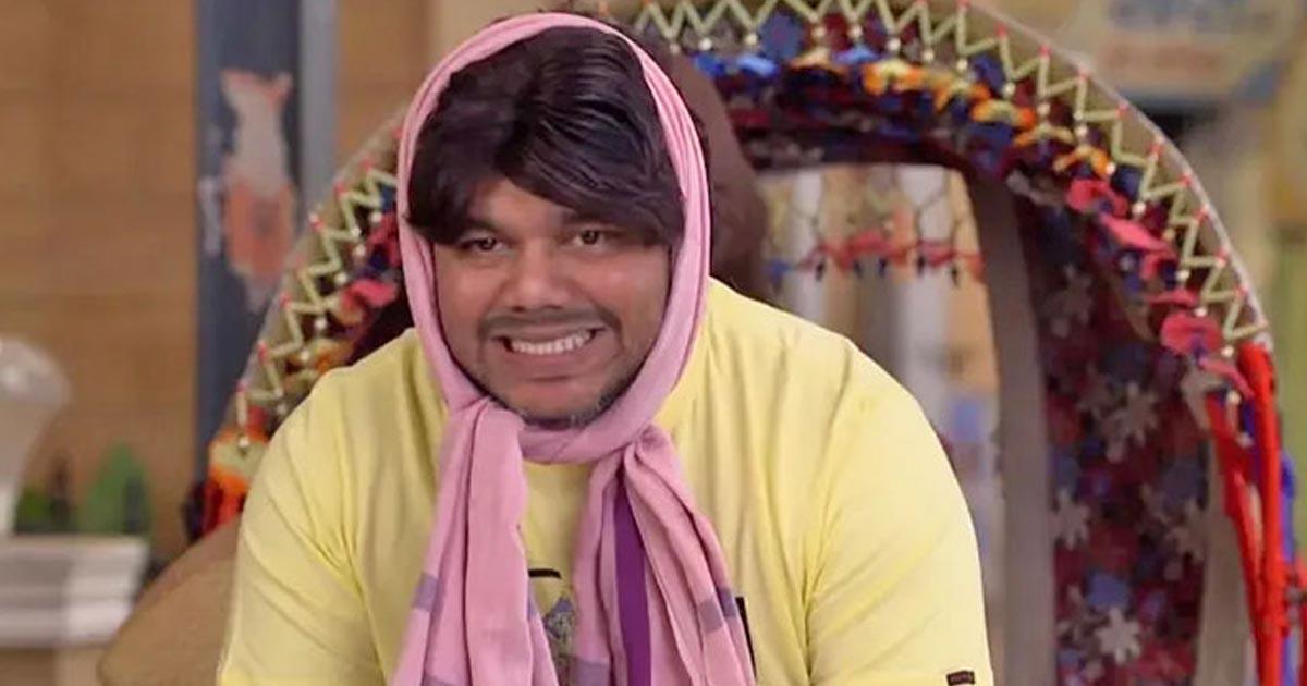 Akshay Patil As Pelu Chaurasiya In Bhabiji Ghar Par Hai