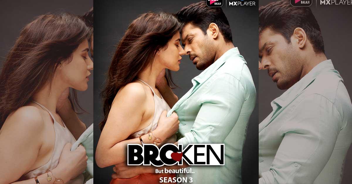 ALTBalaji's romance drama Broken But Beautiful 3 makes it to Ormax Media's Streaming Top 5 list!