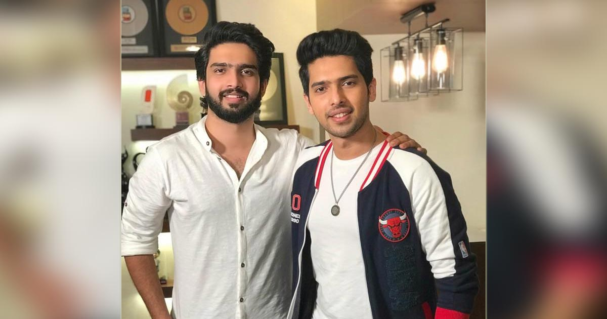 Amaal Mallik: Armaan giving me a hard time choosing new compliments for his singing