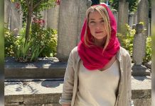 Amber Heard Was Once Trolled For Visiting A Mosque In Istanbul