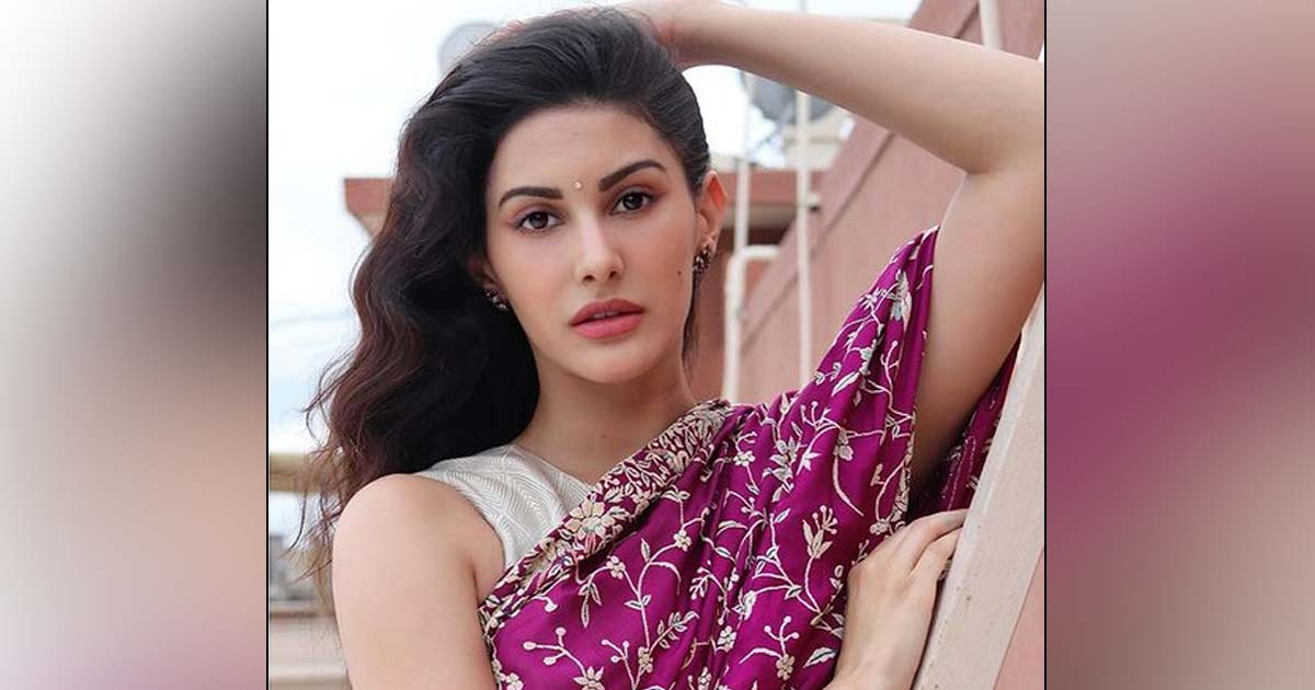 """Amyra Dastur Urges Fans To Donate To COVID Relief, Says """"It Has Devastated So Many In Our Country..."""""""