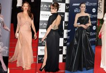 Angelina Jolie Birthday Special: 5 Dramatic Red Carpet Looks!