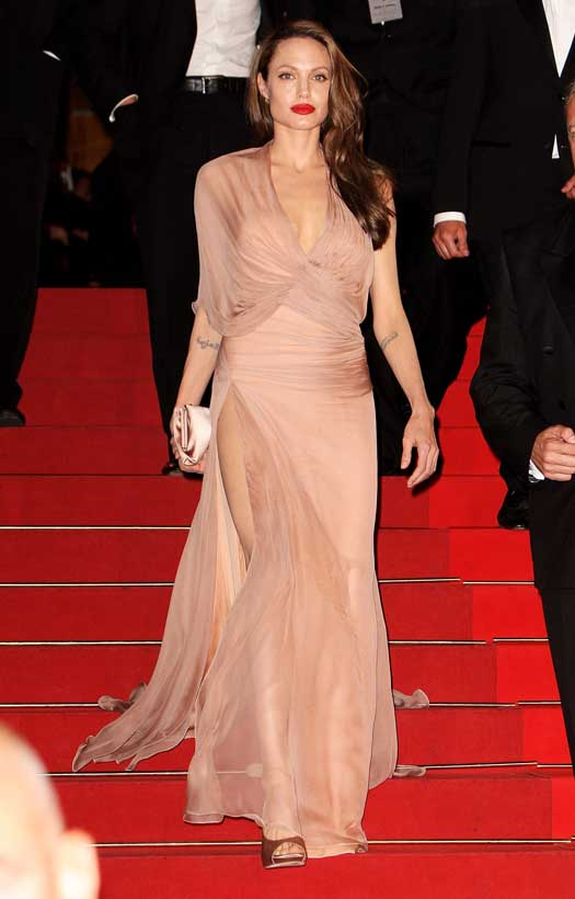 Angelina At Cannes Film Festival 2009