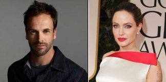 Angelina Jolie Introduces Ex-Husband Jonny Lee Miller To Sons Knox & Pax