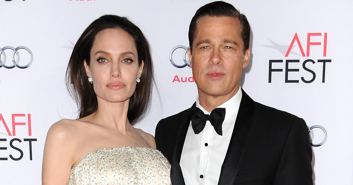 Angelina Jolie Is 'Bitterly Disappointed' With Brad Pitt Getting Joint Custody Say Source, Still Believes 'Justice Will Prevail'