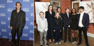 Angelina Jolie's Fashion Game Was On Point As She Celebrated Her Birthday With Her Kids