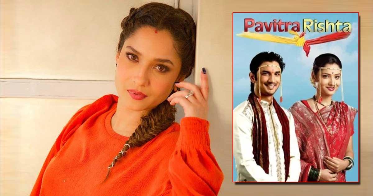 """Ankita Lokhande Shares Sushant Singh Rajput's Emotional """"Zindagi Ke Baad Bhi.."""" Scene As Pavitra Rishta Clocks 12 Years, Read On"""