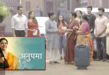 'Anupamaa': Babuji divides their house in three parts, one goes to Anupamaa