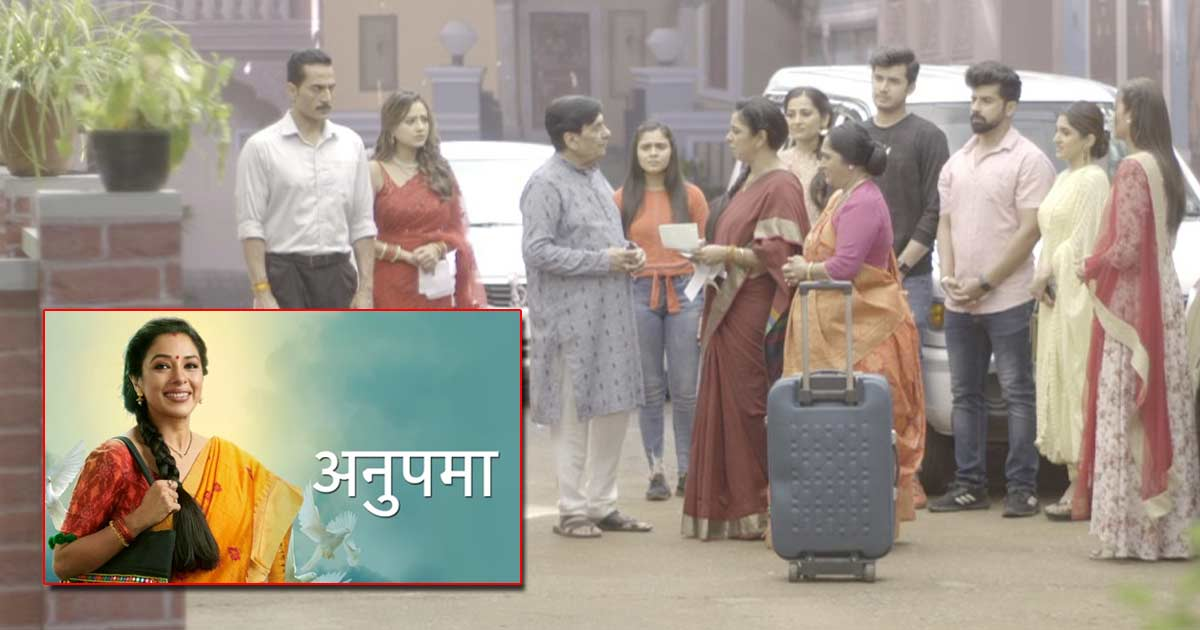 Anupamaa Daily Update: Babuji Divides Their House In Three Parts & Gifts One Part To Anu