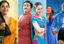 Anupamaa Dethrones Taarak Mehta Ka Ooltah Chashmah, Indian Idol 12 Out Of Top 5 Despite All Controversies