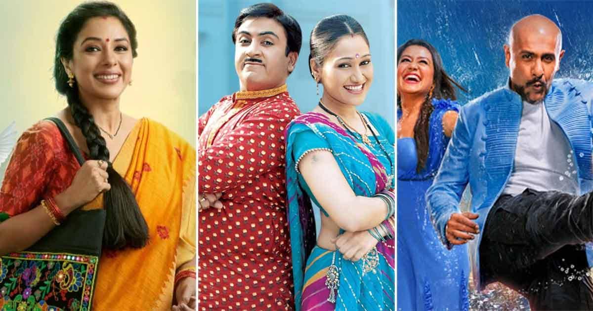 Anupamaa Defeats Taarak Mehta Ka Ooltah Chashmah In TV Ratings - Week 22