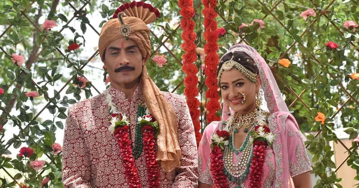 Vanraj Finally Gets Married To Kavya, Shah's Refuse To Live With Them!