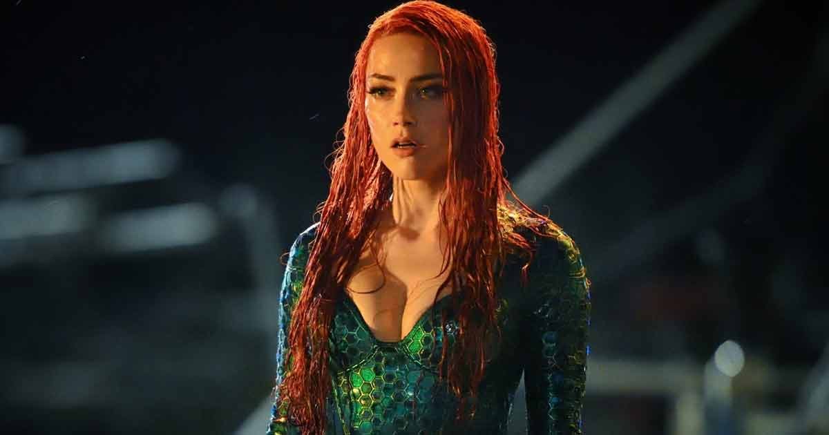Amber Heard To Be One Of Highest Paid Hollywood Actresses After Aquaman And The Lost Kingdom?