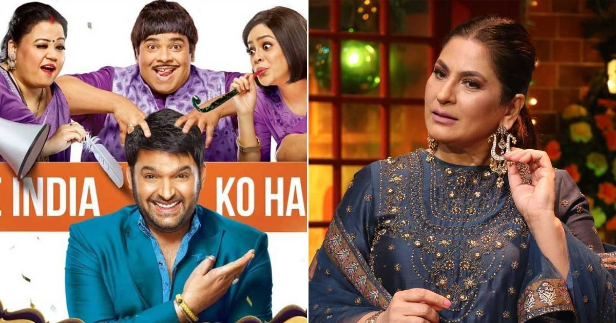 Archana Puran Singh Reacts To Rumours Of Quitting The Kapil Sharma Show