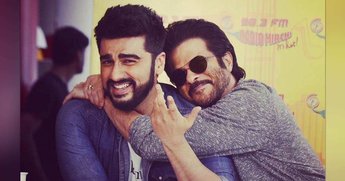 """Arjun Kapoor On Working With Uncle Anil Kapoor: """"Throw Us In One Room Say Action & See The Madness Unfold"""" - Read On"""