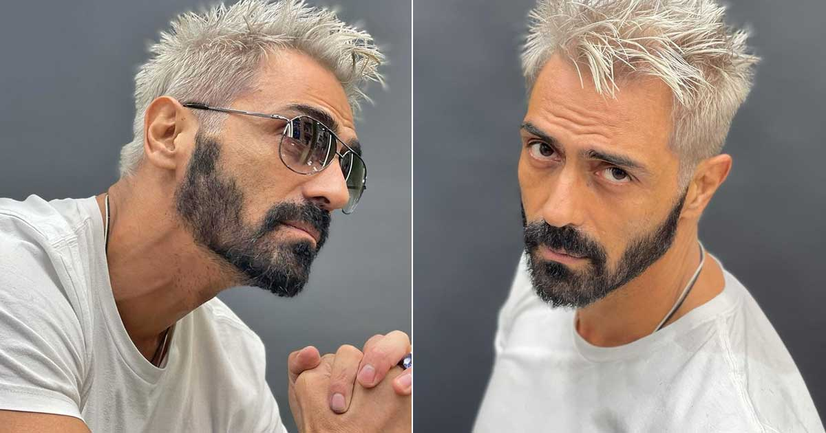 Arjun Rampal Dons A Platinum Blonde Hair Look For Dhaakad & Looks Super Hot In The Same, Read On