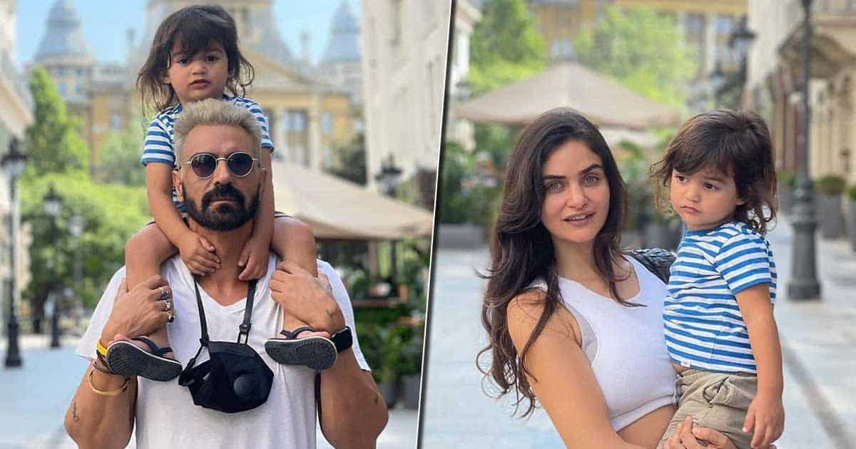 Arjun Rampal's Budapest Vacay Pictures With Girlfriend Gabriella Demetriades & Son Arik Looks Straight Out Of A Travel Magazine!