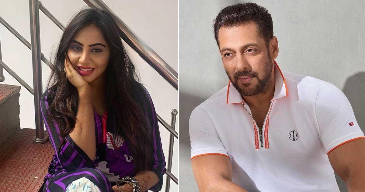Arshi Khan Feels 'Bigg Boss' Salman Khan Should Help Her To Find A Groom On 'Swayamvar'