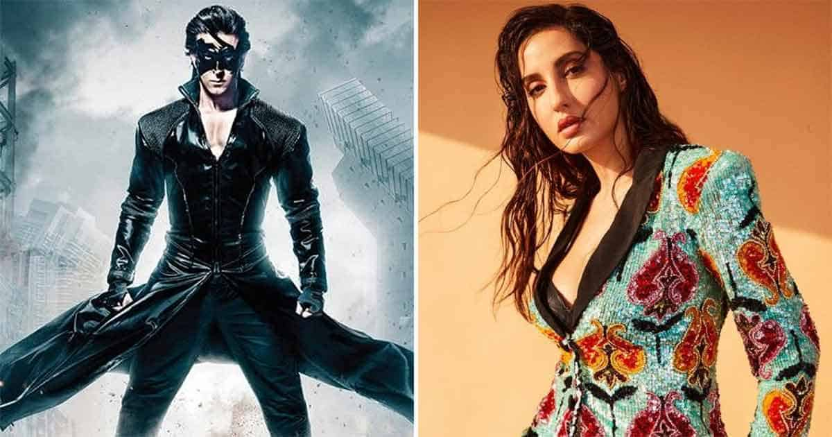 As Krrish completes 15 years, fans trend #NoraFatehiForKrrish4 in comments