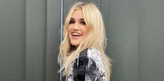 Ashley Roberts doesn't need a man to support her
