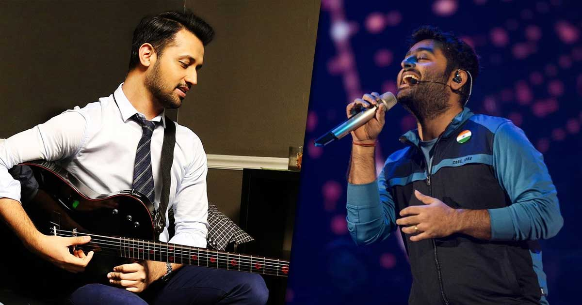 Atif Aslam Compliments Arijit Singh For Hawayein