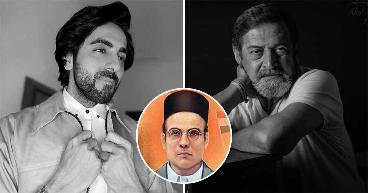 Ayushmann Khurrana To Play Swatantraveer Savarkar In A Biopic Helmed By Mahesh Manjrekar?