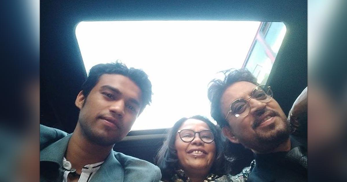 Babil Khan: Our family is one strange family