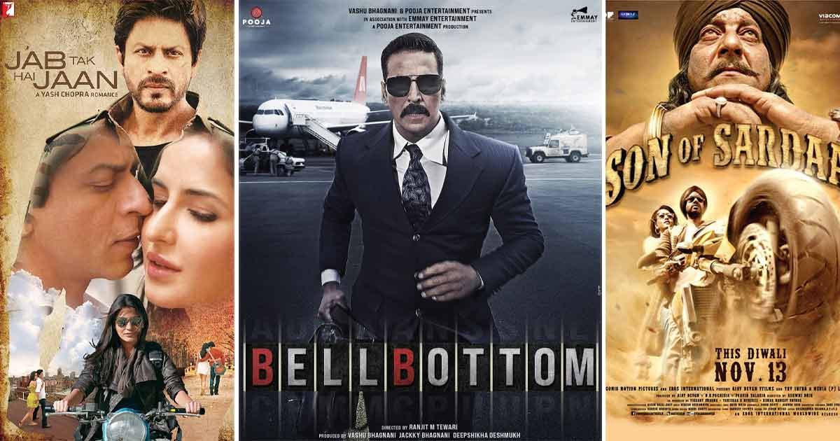Bell Bottom: Akshay Kumar's Film Is A Tuesday Release For A Special Reason