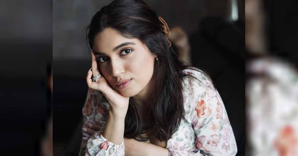 Bhumi Pednekar Is In 'Mood' For Some Fries