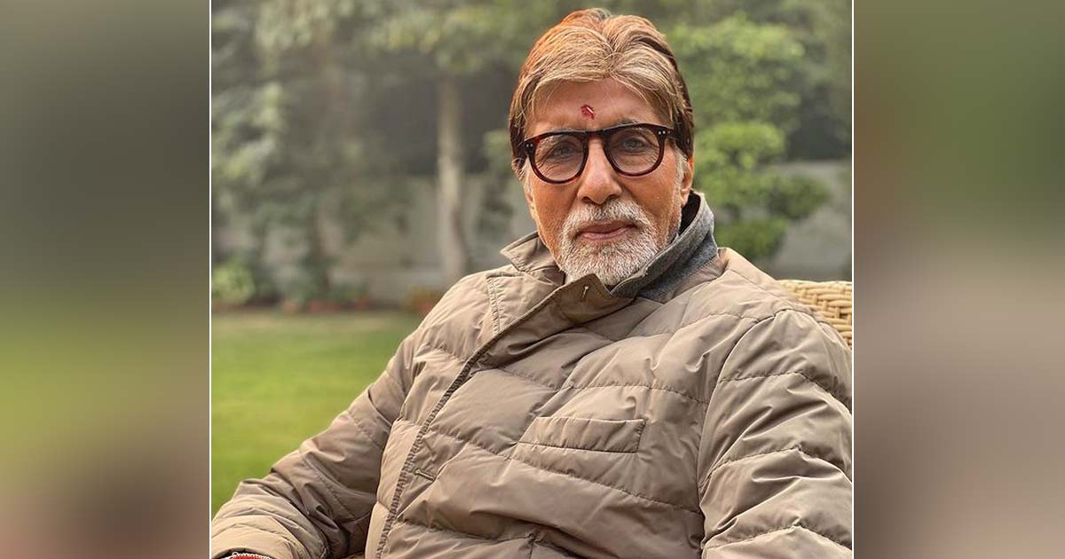 """Amitabh Bachchan Warns Netizens About Covid Protocols, Says """"Please Do Not Be Lax"""""""