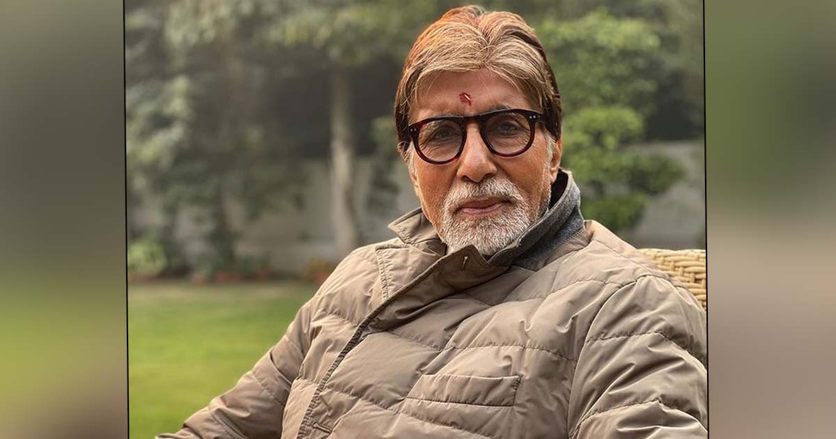 Amitabh Bachchan Brings Out An Inner Poet To Sum Up His Day, Check Out