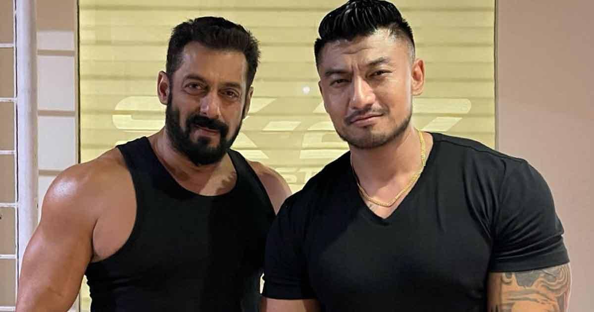 After Radhe, Salman Khan's Co-Star Sangay Tsheltrimn To Be Contestant At Bigg Boss 15?